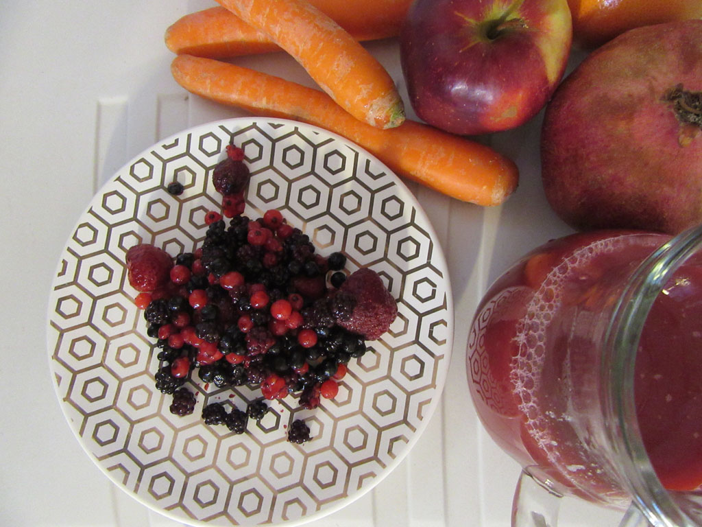 Beetroot, Pomegranate & Berry Juice