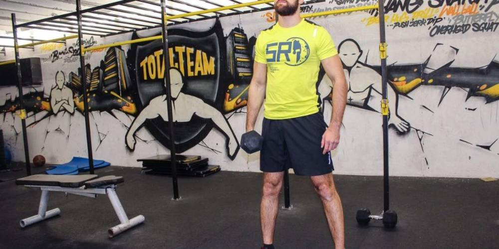 One Arm Side Laterals