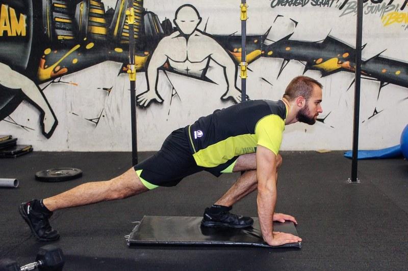 Hip Flexor Stretching