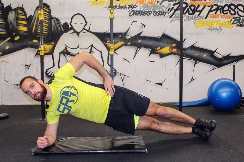 Plank & Side Plank
