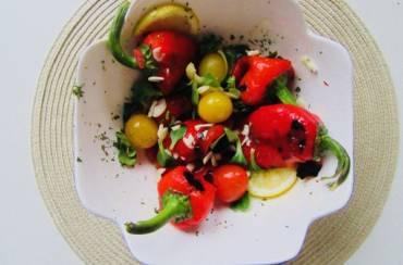Roasted Pepper Sallad